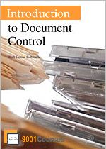 Introduction to Document Control