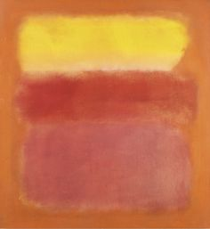 MARK ROTHKO 1903 - 1970 UNTITLED oil on canvas 33 x 30 in. 83.8 x 76.2 cm. Executed in 1950