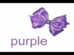 1 min, 30 sec color P-U-R-P-L-E purple song - Kindergarten and more color songs Kindergarten Colors, Kindergarten Songs, Preschool Colors, Preschool Music, Teaching Colors, Math Songs, Kids Songs, Circle Time Songs, Color Unit