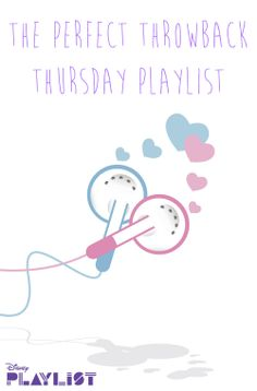 Listen to our #tbt playlist including One Direction, Taylor Swift, and more!