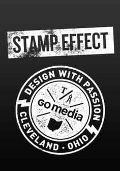 Stamp Generator With Free Photoshop Action Polish
