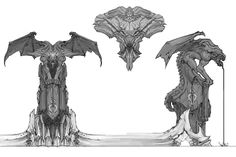 Darksiders concept art by Paul Richards (12)