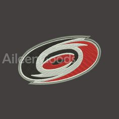Carolina Hurricanes Embroidery design 6 Size  INSTANT download