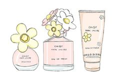 So cute!!! I love Marc Jacob especially their perfume Daisy Dreams ( even tho I'm a boy!)