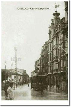 Calle Argüelles