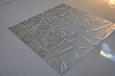 mattonelle alluminio