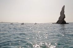 Kayaking to El Arco de Cabo San Lucas (21 Things to Do in Cabo).