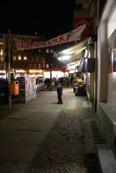 New Years Eve (Almost) Disaster in Berlin