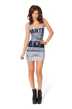 Wanted Bellatrix Dress - LIMITED