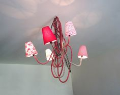 Climbing lamp is a flexible lamp that can be shaped after your needs and mood. It is made of used climbing ropes that have bee in action in various places all over the world.