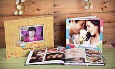 Groupon - $ 29 for $100 Worth of Custom Photo Books from Photobook America in Online Deal. Groupon deal price: $0.29