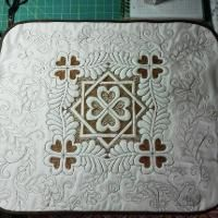 You have to see First vintage linen piece by GaisyMae!
