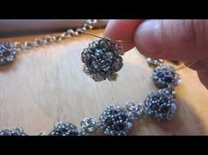 Создание украшений своими руками .Tutoriel .Part 3 - YouTube Seed Bead Earrings, Beaded Necklace, Beaded Bracelets, Handmade Bracelets, Earrings Handmade, Diy Jewelry, Jewelry Making, Beaded Jewelry Patterns, Beaded Bags