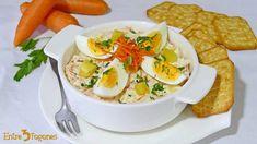 Ensalada de Piña Natural con Zanahoria Coleslaw, Thai Red Curry, Natural, Breakfast, Ethnic Recipes, Food, Vegetable Medley, Carrot Slaw, Cabbage Salad