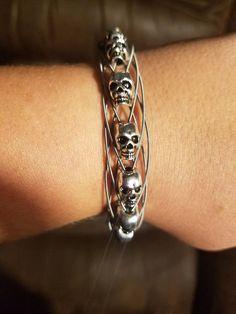 Silver Bracelet Gift For Him Byzantine Chainmaill Bracelet l Adult Best Friend Bracelet Gift For Woman Best Unisex Bracelet