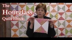 Missouri Star Quilt Company - YouTube - Would make a great Batik quilt - She uses layer cakes but any size squares will work
