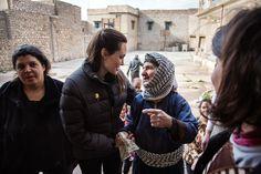 Angelina Jolie: Iraq, Syria worse than ever before - MSNBC #Jolie, #Iraq, #Syria