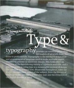 Amazon.com: Type and Typography (9780823055289): Phil Baines, Andrew Haslam: Books