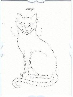 patronen voor Ornare/borduren op papier