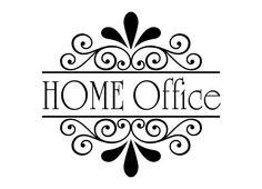 Möbeltattoos und Möbelaufkleber - Home Office Ornament Shabby Chic Style Shabby Chic Style, Shabby Chic Homes, Office Ornaments, Wand Tattoo, Best Classic Cars, Home Office, Cricut, Design, Home Decor