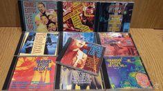 COLECCIÓN GRANDES ÉXITOS DE LOS '60. 10 CDS DE BUENA CALIDAD. / OCASIÓN !!