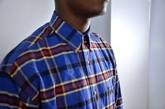 KOTINI Button Down Shirt, Men Casual, Mens Tops, Shirts, Fashion, Moda, Dress Shirt, Fashion Styles, Dress Shirts