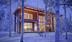 Log House AT 139, Winter Cottage by teh mountains