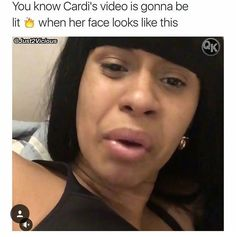 Entering Into A Galaxy Of Humor… Get your laugh on to these 20 Hilarious Cardi B Memes! Cardi B Quotes, Cardi B Memes, Funny Facts, Funny Memes, Hilarious, Funny Relatable Quotes, Funny As Hell, Funny Shit, Me Too Meme