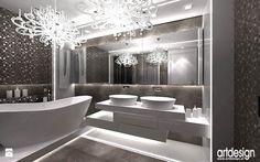 nowoczesna łazienka - zdjęcie od ARTDESIGN architektura wnętrz - Łazienka - Styl Nowoczesny - ARTDESIGN architektura wnętrz