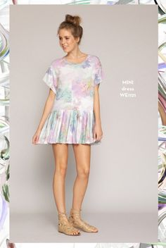 Mini Dress.SHOP www.whitneyeve.com