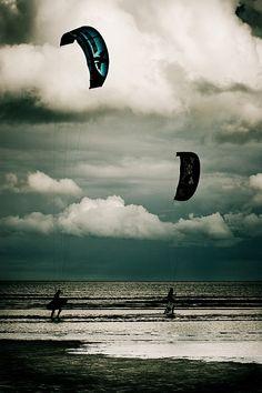 The Kitesurfing - Dublin, Dublin