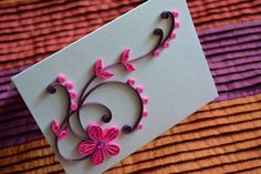 Quilling Ideas | Quilling Ideas: Happy Holidays !!