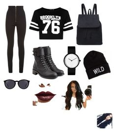 """""""City"""" by izzybelle717 on Polyvore featuring Balmain, Boohoo, Philosophy di Lorenzo Serafini, Yves Saint Laurent, American Eagle Outfitters and LASplash"""