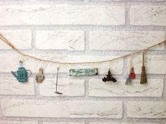【楽天市場】【ミニチュアガーランド/ガーデン】ミニチュア小物 ミニチュア飾り ミニチュア雑貨 ミニチュアインテリア ナチュラル雑貨【コンビニ受取対応商品】:Honey Reed 楽天市場店