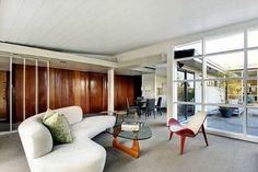 ... Mid Century Modern Home Interiors Could This Be The Perfect Mid Century Modern Interior Modernica On ...