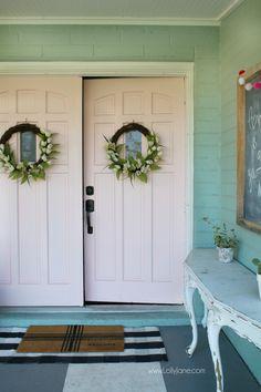 107 best front door ideas images entry doors diy ideas for home rh pinterest com