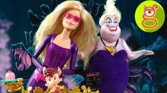 Las Barbie Super Espías rescatan al bebé de Ariel - Capítulo #31 - juguetes barbie