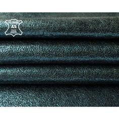 """Italian Lambskin leather lamb skin hide Red metallic 26/"""" x 38/"""" Inches.1 oz."""