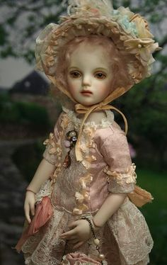 creepy doll makeup inspiration