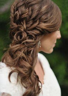 Beach Wedding Hair > Hair2 #1912880 - Weddbook