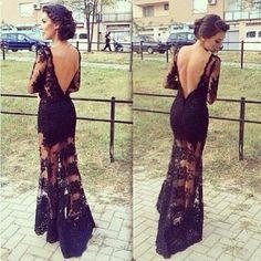 #lace #laceloves Long lace dress
