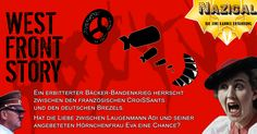 """""""West Front Story"""" // Die Jimi Kannix Erfahrung ### Musical, Nazical, West Side Story,"""