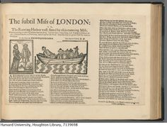 The subtil miss of London: or, The ranting hector well fitted by this cunning miss, who by putting certain ingredients into his wine, laid him into a deep sleep, and striping his gallant attire, cloathed him in a red petticoat, and a coyf on his head; then sent him in a great chest by water to Gravesend, 1687.   http://41.media.tumblr.com/0f0ba5880e66331c2023697c69c1ade7/tumblr_nlvnfkCtTB1s83h8do2_1280.jpg