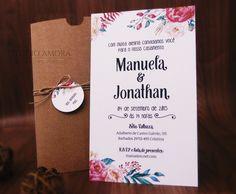 Convite Manuela