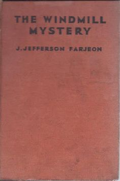 The Passing Tramp: Another Pass by Jefferson Farjeon (1883-1955)