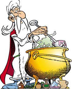Asterix: Panoramix de Druïde,