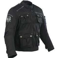 S&S  Call to Arms Jacket