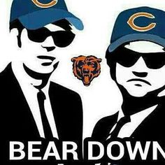 Bear Down and Blues Brothers? EPIC!!!