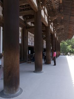 唐招提寺 Toshodaiji temple