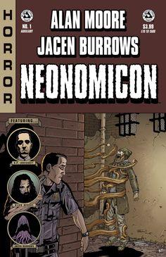 Moore/Burrows Neonomicon (portada auxiliar)